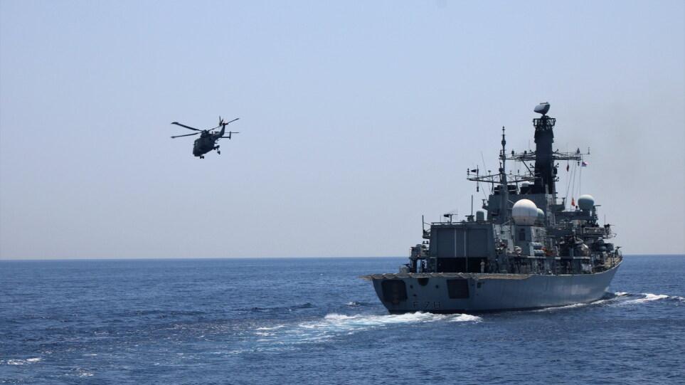 Χανιά: Συναγερμός στο Πολεμικό Ναυτικό – Συρροή κρουσμάτων σε φρεγάτα