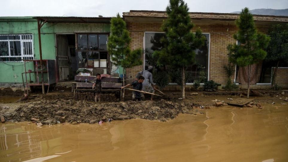 Αφγανιστάν: Νεκροί περίπου 40 άνθρωποι και 150 αγνοούμενοι από τις φονικές πλημμύρες – Δείτε βίντεο