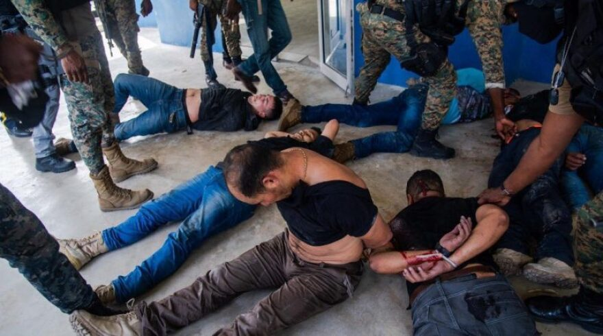 Αϊτή: Δεκαεπτά άτομα συνελήφθησαν ως ύποπτοι για τη δολοφονία του προέδρου Μοΐζ
