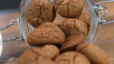 Υγιεινά μπισκότα με 3 Υλικά (Χωρίς Ζάχαρη) σε 10 λεπτά !!!