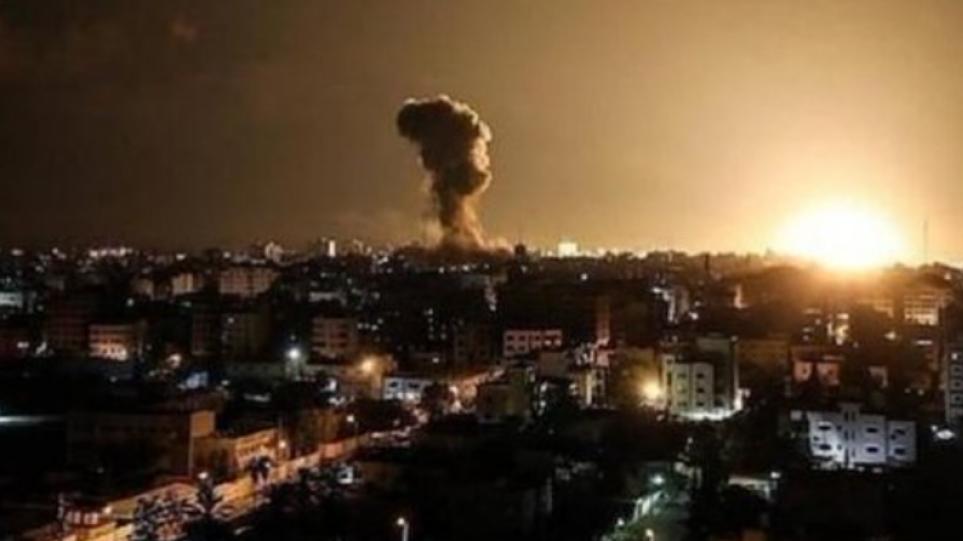 Ισραήλ: Αεροπορικά πλήγματα στη Γάζα μετά τη χρήση μπαλονιών με εμπρηστικούς μηχανισμούς