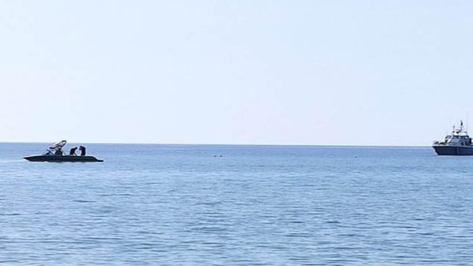 Όλμος του Β' Παγκοσμίου Πολέμου εντοπίστηκε στην παραλία Σχινιά – Βίντεο