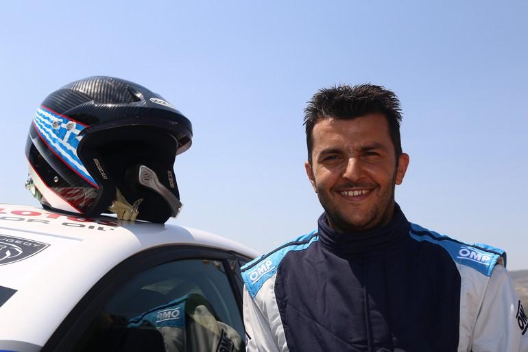 Η Peugeot ΓΚΑΛΛΟ συμμετέχει στο ΕΚΟ Ράλι Ακρόπολις με τους Σάββα Λευκαδίτη-Κώστα Κόντο !!