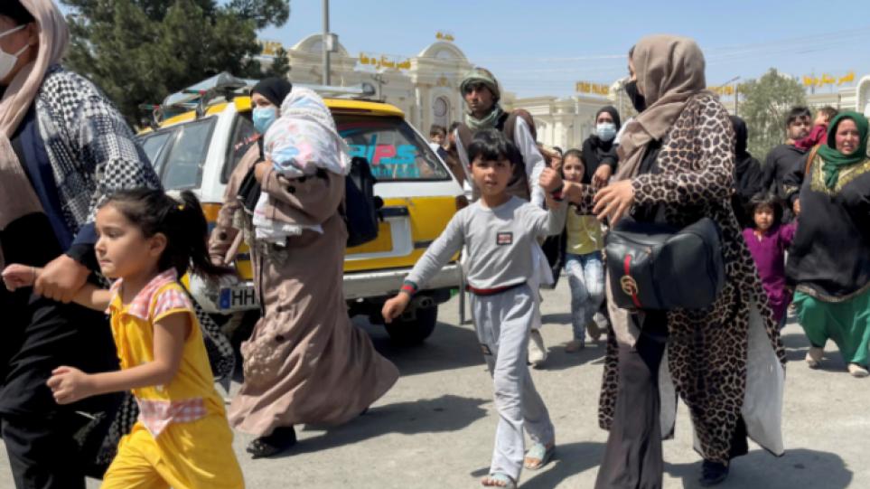 ΗΠΑ: Συγκεντρώθηκαν σε δυο ημέρες περισσότερα από 5 εκατομμύρια ευρώ για την απομάκρυνση Αφγανών από την Καμπούλ