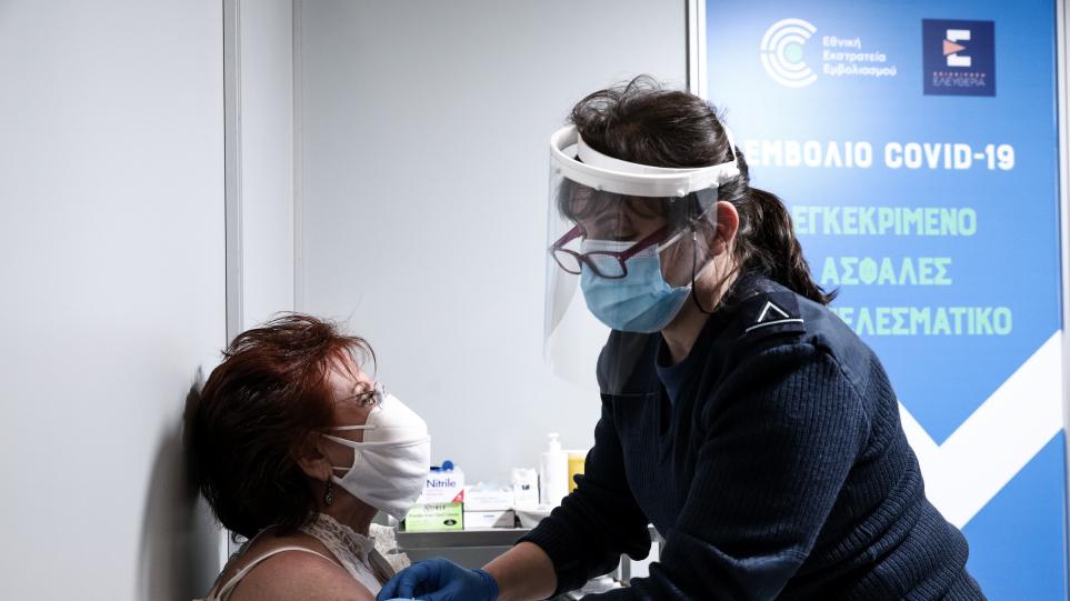 Γκάγκα : Γιατί το εμβόλιο δεν είναι επικίνδυνο – Ποιο είναι το προφίλ των ασθενών με Covid-19 στα νοσοκομεία