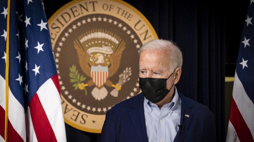 ΗΠΑ: Δημοσκόπηση αποτυπώνει την αποδοκιμασία των Αμερικανών για τους χειρισμούς Μπάιντεν στο Αφγανιστάν
