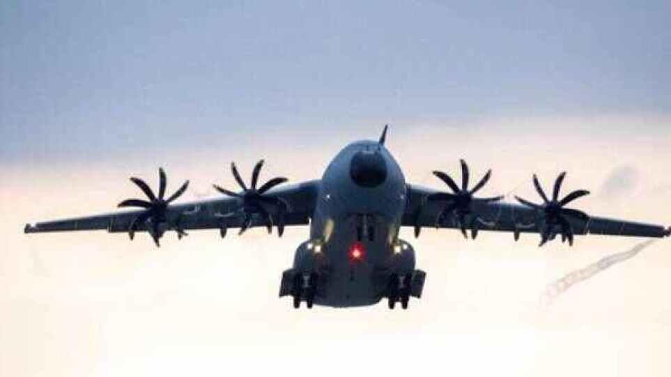 Αφγανιστάν: Καταρρίφθηκε αεροπλάνο όταν πέρασε τα σύνορα με το Ουζμπεκιστάν