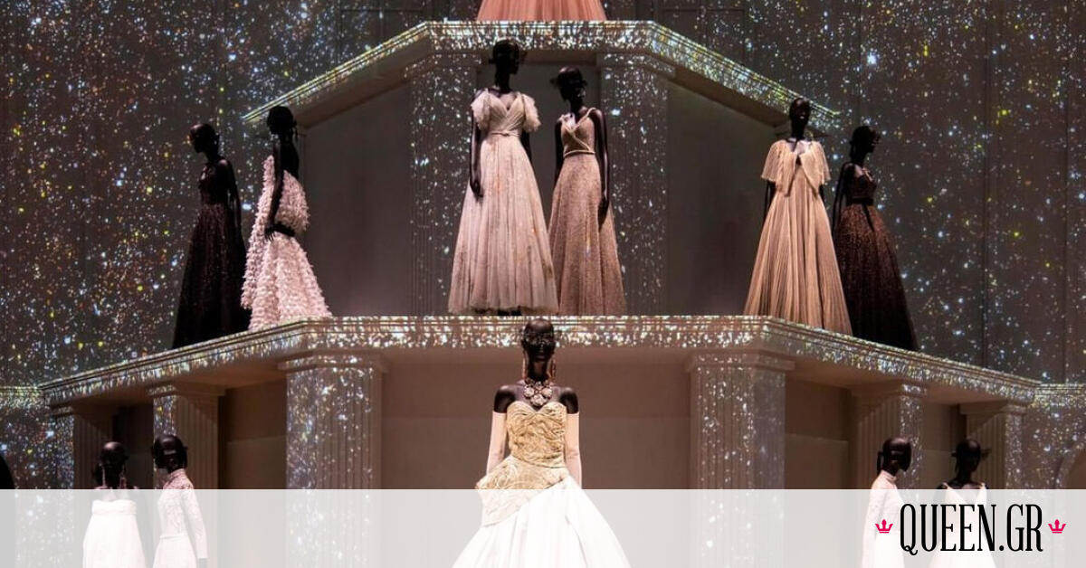 «Christian Dior: Designer of Dreams»: Μία παραμυθένια έκθεση στην Κίνα για την ιστορία του οίκου