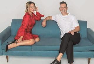 """ΕΡΤ1: Από τις 6 Σεπτεμβρίου η Ν. Ζαμπέτογλου και ο Θ. Αναγνωστόπουλος ανοίγουν το """"Στούντιο 4"""" (trailer+photos)"""