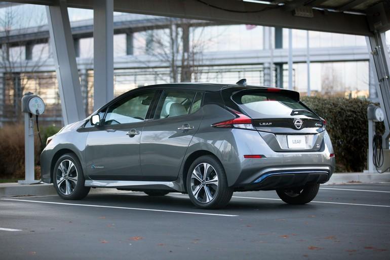Έως το 2030 το 40% των πωλήσεων της Nissan στις ΗΠΑ θα είναι ηλεκτρικά οχήματα
