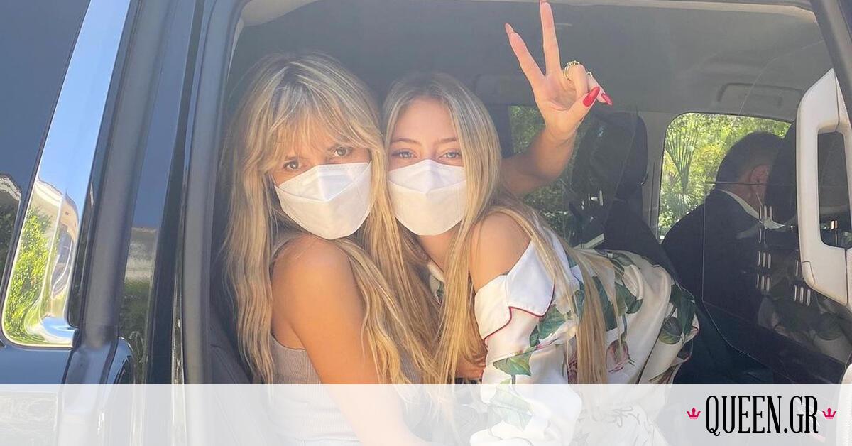Mother – Daughter Rules: Η Heidi Klum και η κόρη της στη Βενετία με απαράμιλλο στυλ