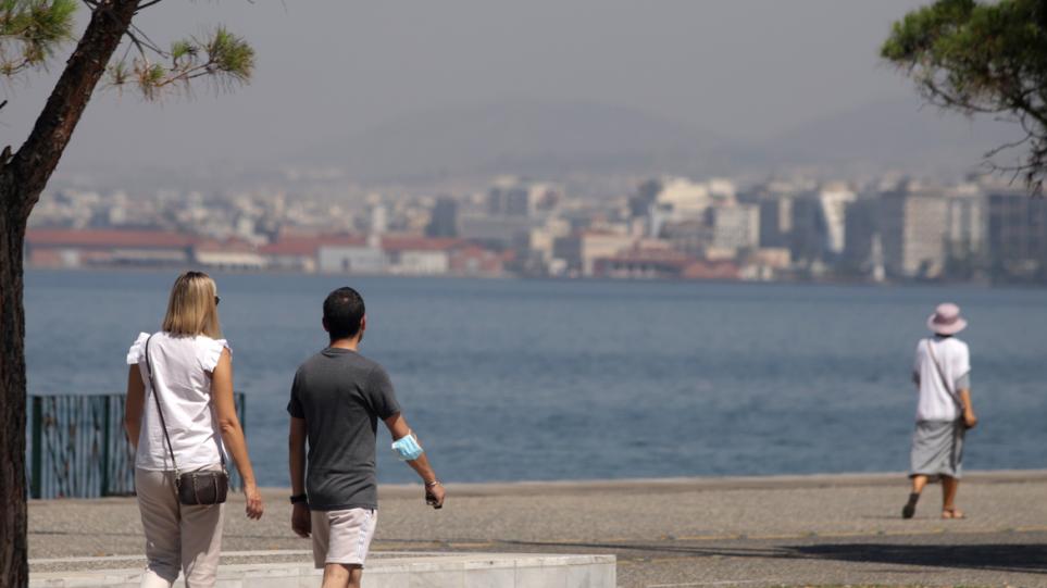 Καιρός: Ενισχύονται οι άνεμοι το τριήμερο του Δεκαπενταύγουστου – Καταιγίδες σήμερα στην Πελοπόννησο