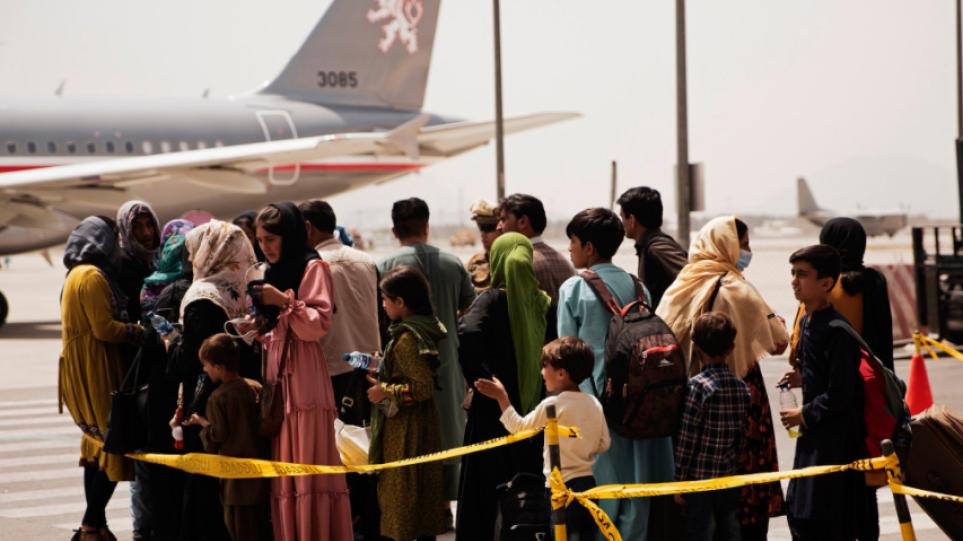 Αφγανιστάν: Οι ΗΠΑ επαινούν χώρες που ανακοίνωσαν πως θα υποδεχθούν Αφγανούς πρόσφυγες