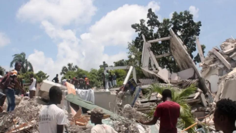 Οργή στην Αϊτή μία εβδομάδα μετά τον φονικό σεισμό