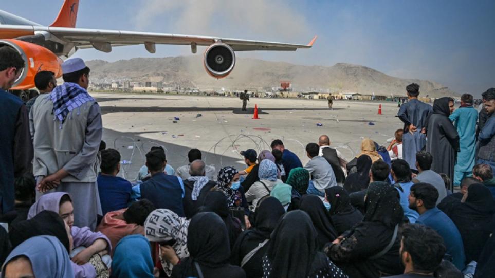 Αφγανιστάν: Νεκροί 7 άνθρωποι στο αεροδρόμιο της Καμπούλ – Προσπαθούσαν να διαφύγουν