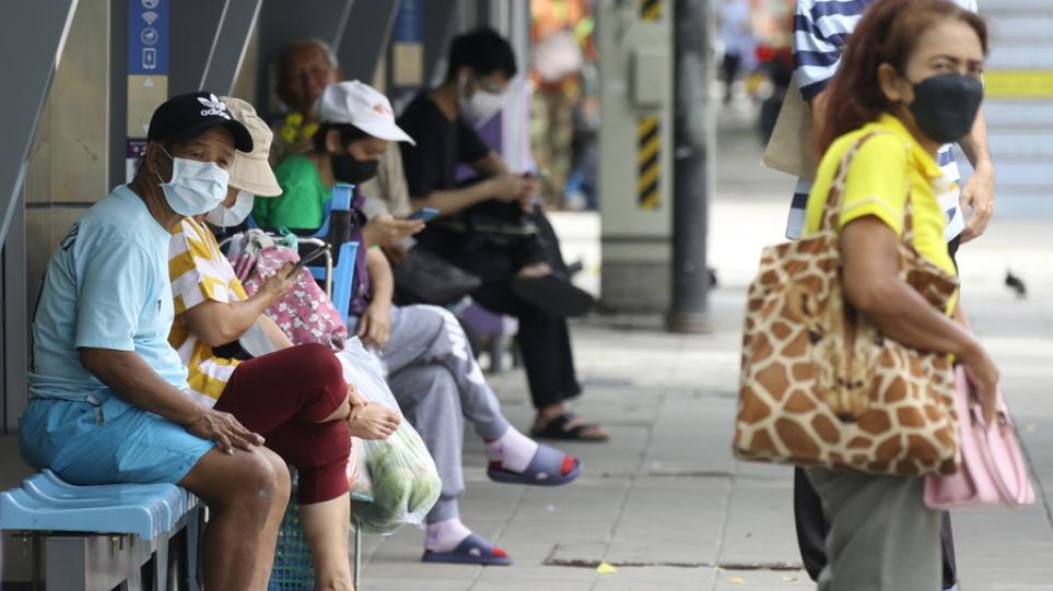 Κορωνοϊός – Ταϊλάνδη: Ξεπέρασαν το 1 εκατομμύριο τα κρούσματα – Πάνω από 8.800 θάνατοι