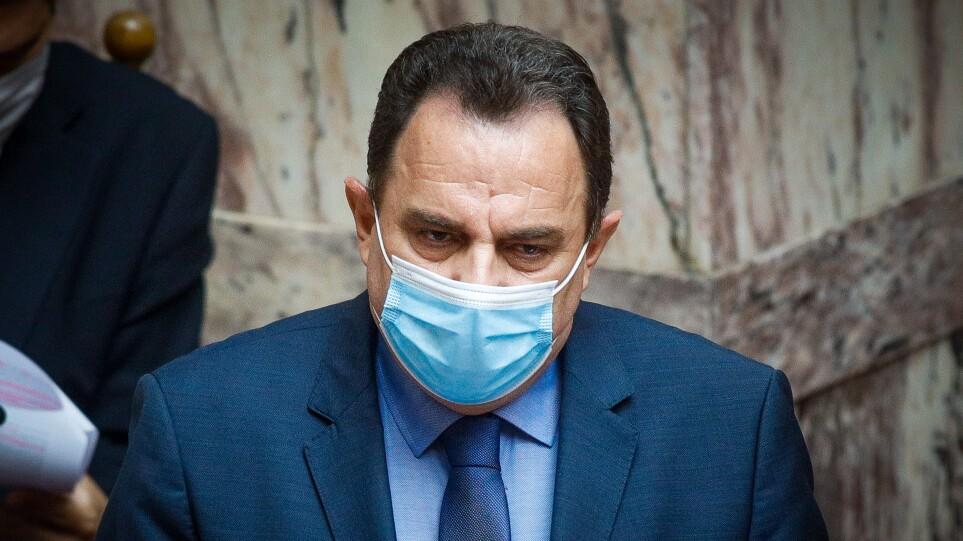 Γεωργαντάς: 8.150 υγειονομικοί έχουν κλείσει ραντεβού εμβολιασμού