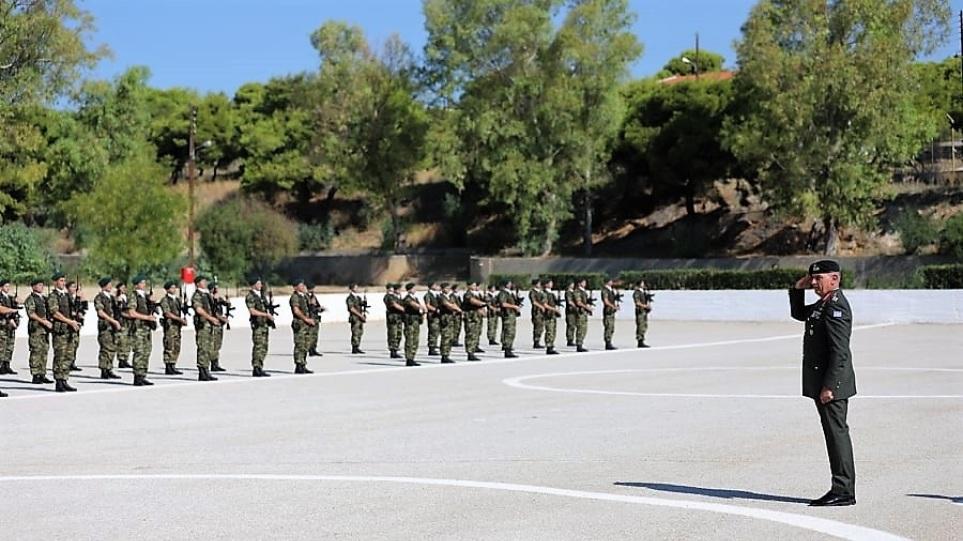 Στρατός Ξηράς: Πρόσκληση για κατάταξη στις 20-24 Σεπτεμβρίου με την 2021 Ε/ΕΣΣΟ