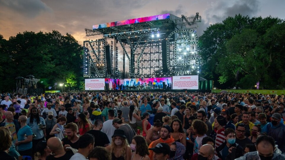 Νέα Υόρκη: Διακόπηκε λόγω του κυκλώνα Χένρι μεγάλη συναυλία με Σπρίνγκστιν και Πάτι Σμιθ
