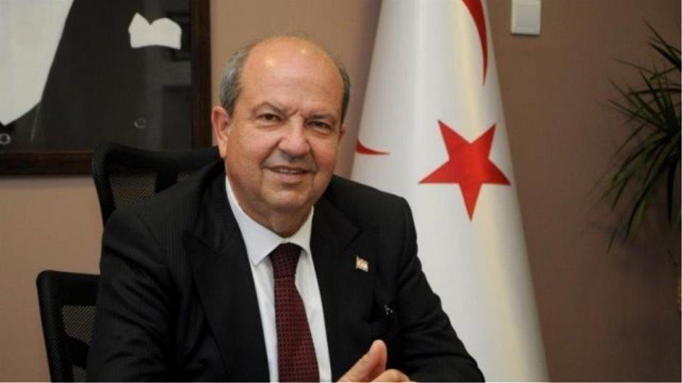 Τατάρ: Ούτε βήμα πίσω από την λύση δύο κρατών στην Κύπρο