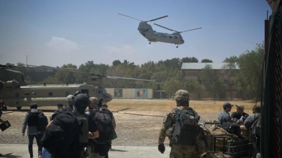 Αφγανιστάν: Ο στρατός των ΗΠΑ έχει απομακρύνει από τη χώρα πάνω από 3.200 Αμερικανούς μέχρι στιγμής