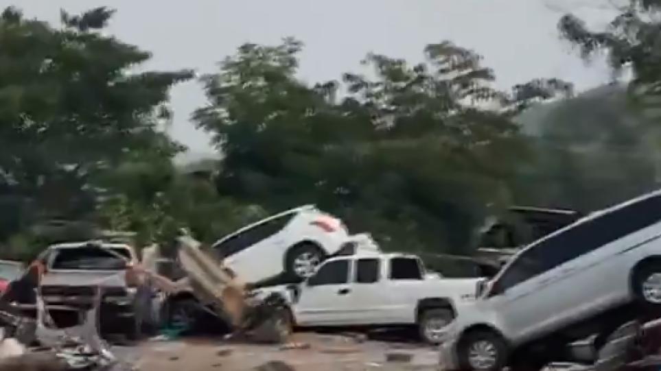 Πλημμύρες στο Τενεσί: Στους 21 οι νεκροί – Αγνοείται η τύχη άλλων 20, μεταξύ των οποίων και παιδιά