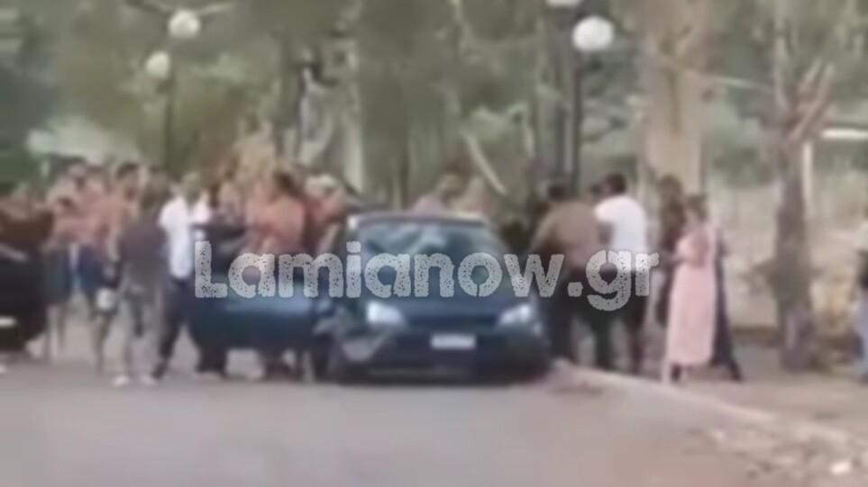 Ξύλο μεταξύ Ρομά στη Φθιώτιδα – Δείτε βίντεο