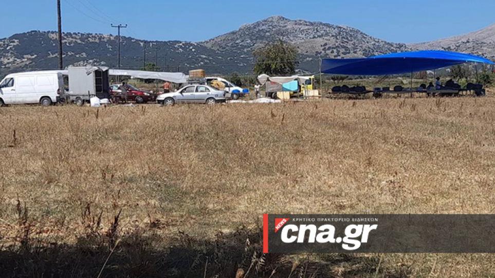 Οροπέδιο Λασιθίου: Βγήκαν μαχαίρια μεταξύ αλλοδαπών και Ελλήνων σε πανηγύρι