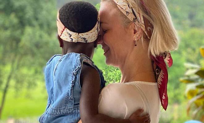 Η απάντηση της Χριστίνας Κοντοβά όταν τη ρώτησαν γιατί δεν υιοθέτησε παιδί από την Ελλάδα