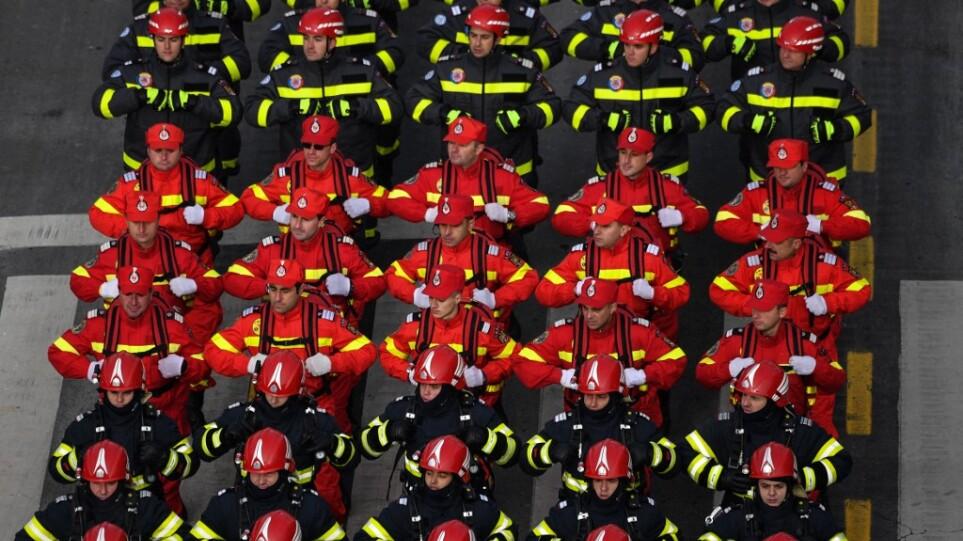 Έρχονται στην Ελλάδα για δέκα μέρες142 Ρουμάνοι πυροσβέστες