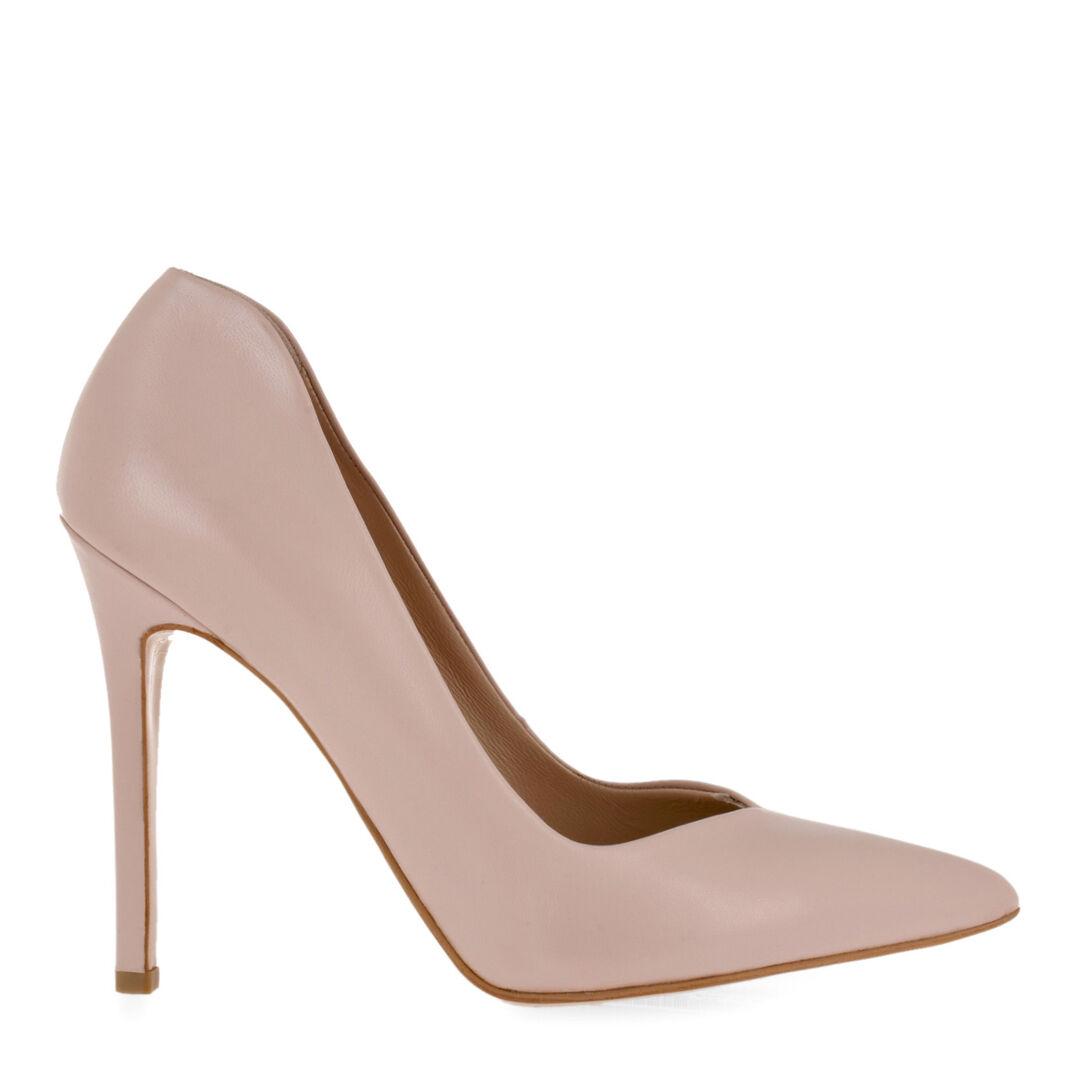 Τα ωραιότερα nude high heels για την επιστροφή στο γραφείο