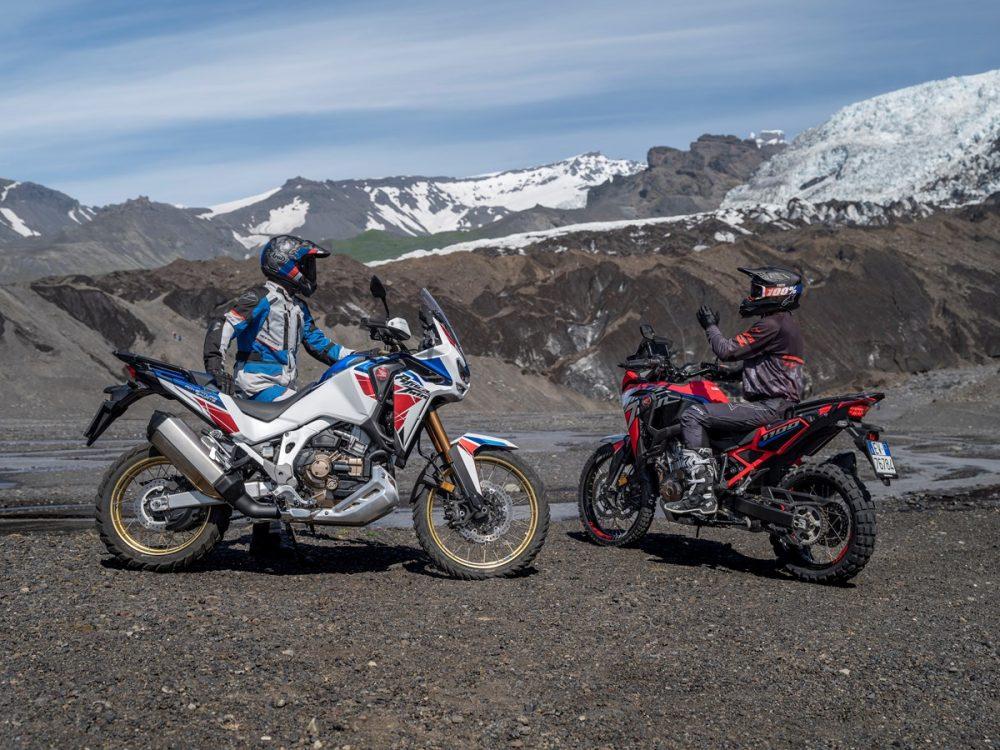 Honda: Africa Twin και Africa Twin Adventure Sport ανανεώνονται αισθητικά και αναβαθμίζονται για το 2022