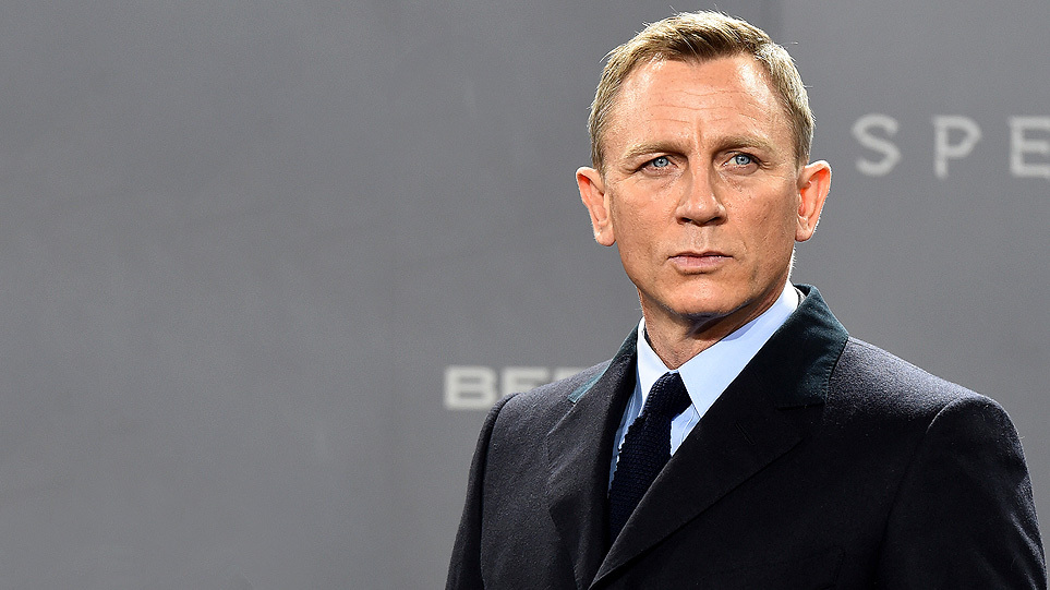 Ντάνιελ Κρεγκ: Ο «Mr James Bond» δεν θα αφήσει δεκάρα από την περιουσία του στα παιδιά του