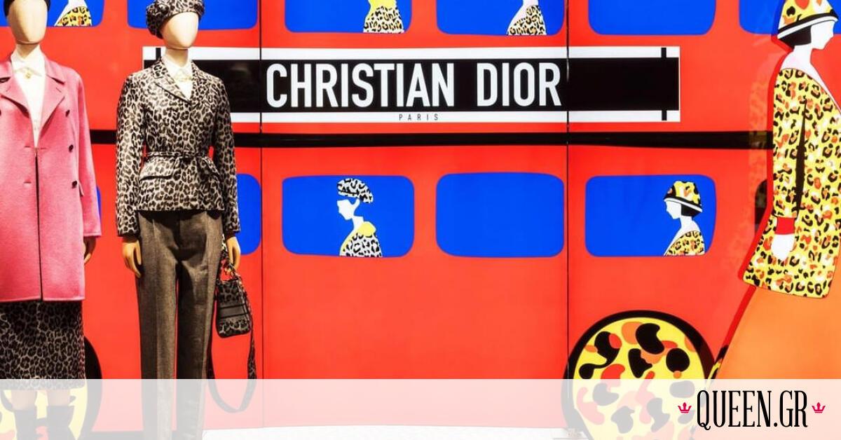 Το νέο pop-up του Dior στην καρδιά του Harrods μετατρέπει το shopping σε εξωτικό ταξίδι