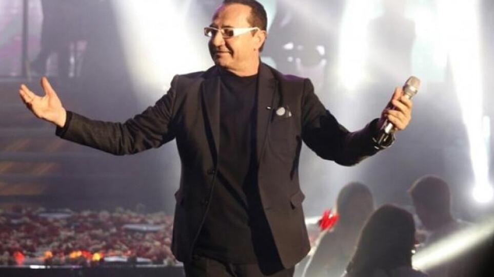 Χαμός σε συναυλία του Λευτέρη Πανταζή στην Αλβανία