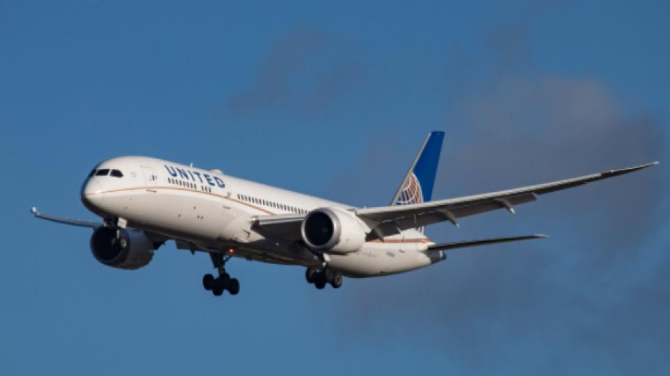 ΗΠΑ: Η United Airlines αναδρομολογεί πτήσεις της ώστε να μη διέρχονται από τον αφγανικό εναέριο χώρο