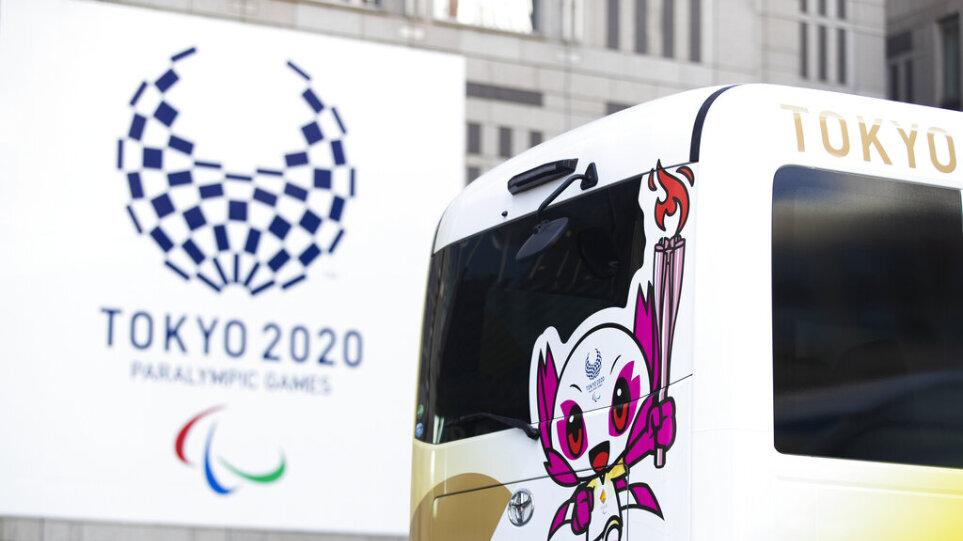 Τόκιο: Τυφλός παραολυμπιονίκης χτυπήθηκε από αυτοκινούμενο λεωφορείο