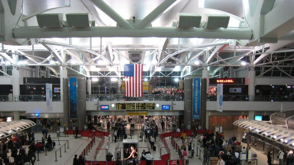 ΗΠΑ: Τα CDC προειδοποιούν τους Αμερικανούς να μην ταξιδεύουν στην Τουρκία