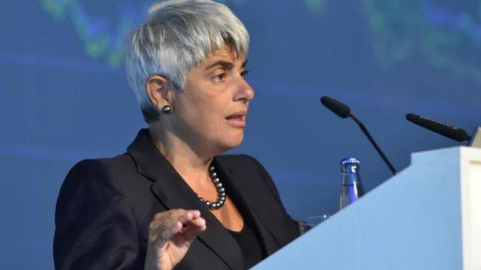 Αγγελική Φράγκου: Συγχώνευσε δύο εταιρείες φτιάχνοντας τη μεγαλυτερη εισηγμένη της Wall Street