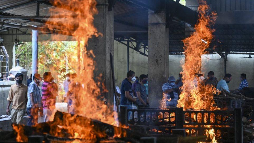 Κορωνοϊός: 540 θάνατοι καταγράφηκαν το τελευταίο 24ωρο στην Ινδία
