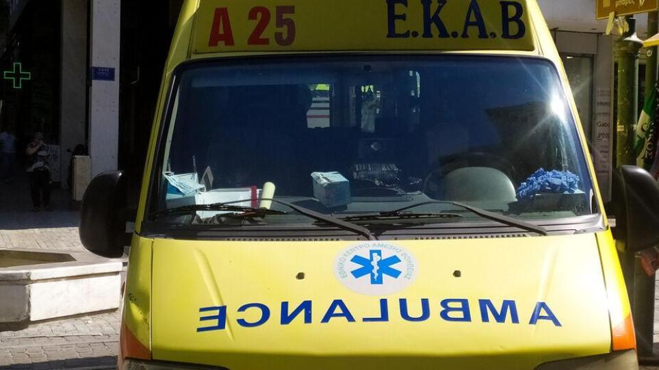 Τραγωδία στην  Ελασσόνα: Νεκρός 64χρονος – Τον καταπλάκωσε ο φορτωτής που οδηγούσε