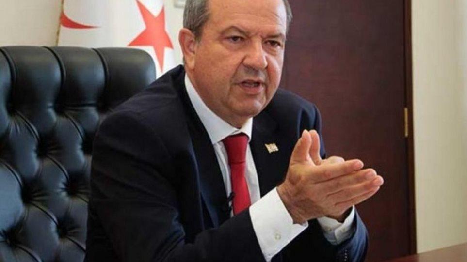 Προκλητικός Τατάρ: Υπονόμευση των προσπαθειών λύσης του Κυπριακού η αφαίρεση διαβατηρίων