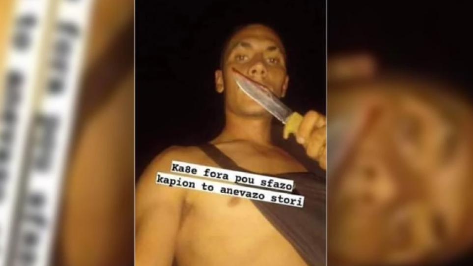 Εγκλημα στις Σέρρες: Δύο μαχαίρια είχε στην κατοχή του ο 21χρονος που σκότωσε τον φίλο του