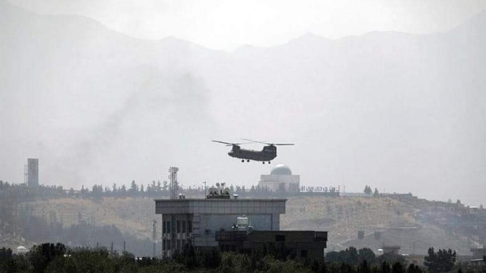ΗΠΑ: Ολοκληρώθηκε η απομάκρυνση των Αμερικανών διπλωματών από την Καμπούλ