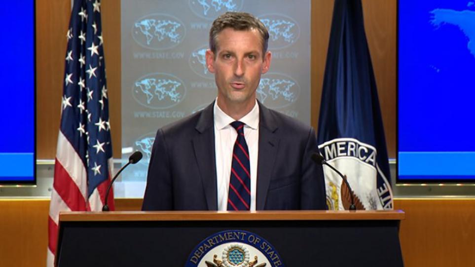 Στέιτ Ντιπάρτμεντ: Οι σχέσεις ΗΠΑ-Αφγανιστάν θα εξαρτηθούν «από τη συμπεριφορά των Ταλιμπάν
