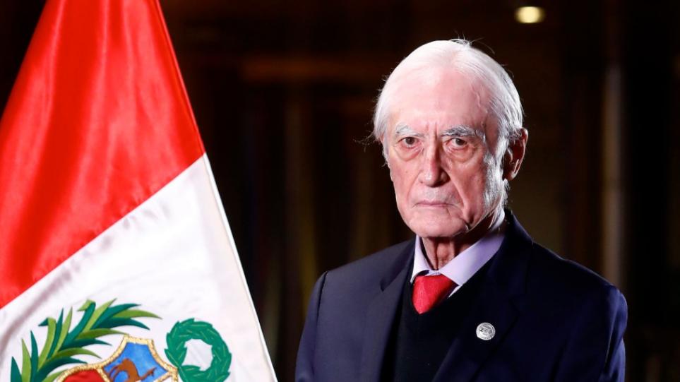 Περού: Παραιτήθηκε ο υπουργός Εξωτερικών εξαιτίας αμφιλεγόμενων δηλώσεων που έκανε το 2020