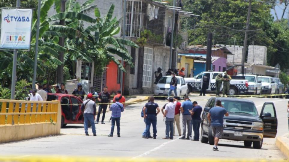 Μεξικό: Δολοφονήθηκε δημοσιογράφος, ο 6ος μέσα στο 2021 – Δείτε βίντεο