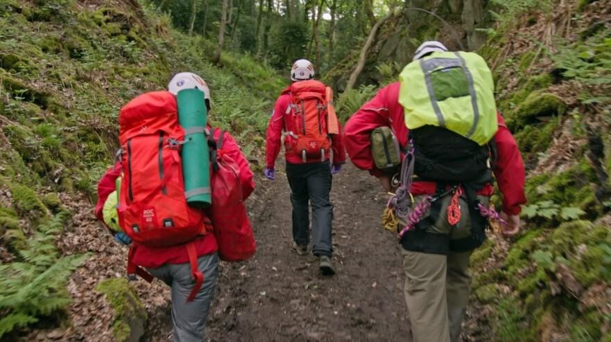 Η Ομάδα Διάσωσης Βουνού- Τα 3ο βίντεο της σειράς «Lifesavers» της Ford