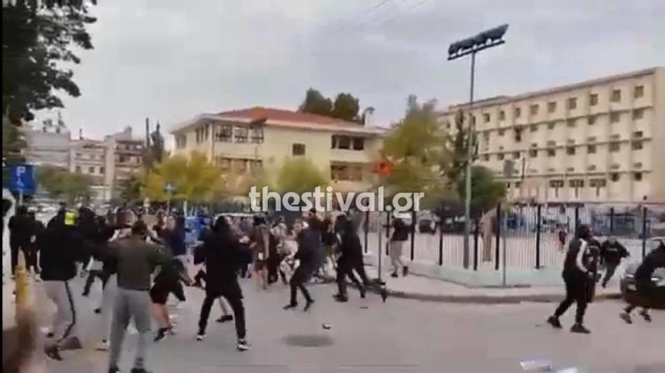 ΕΠΑΛ Σταυρούπολης: Αποχώρησαν οι διαδηλωτές – Κανονικά διεξάγονται τα μαθήματα