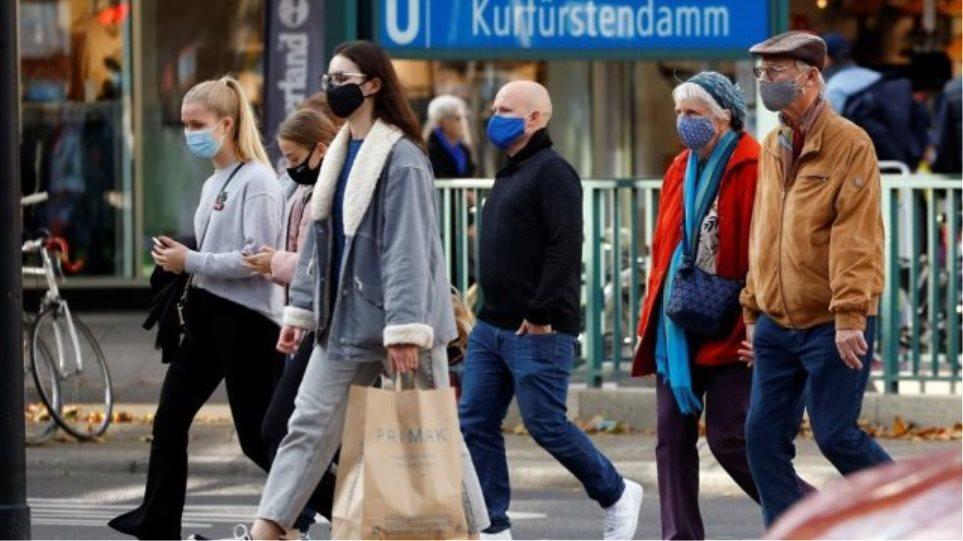 Κορωνοϊός – Γερμανία: Ξεπέρασε το ορόσημο των 4 εκατομμυρίων κρουσμάτων